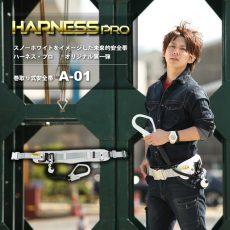 ハーネス・プロ オリジナル安全帯 A-01