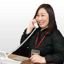 安全帯に関する質問はお電話下さい