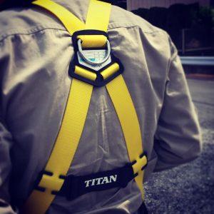TITAN フルハーネス EHC-10A-VP